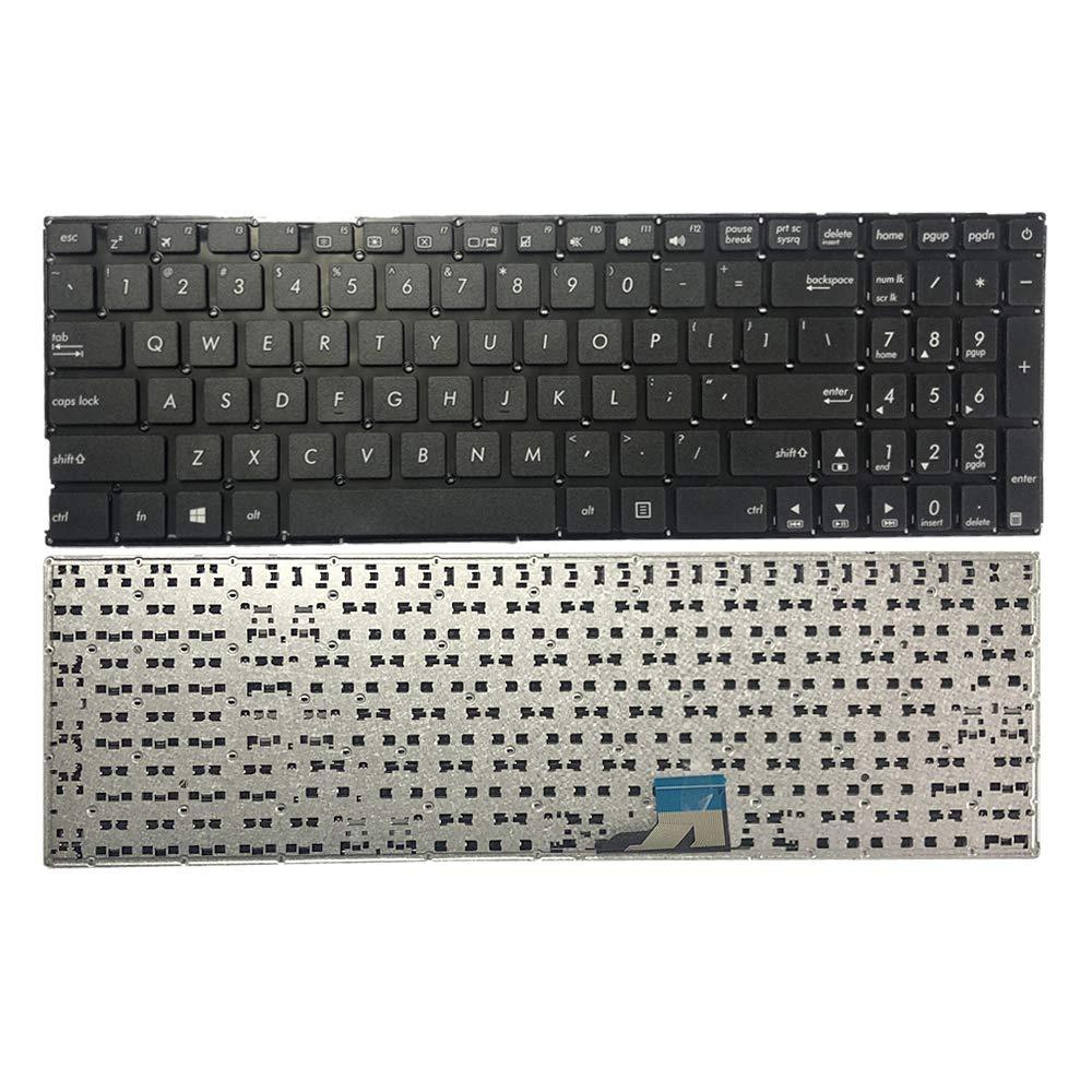 TECLADO US Black PARA Asus ZenBook UX510 UX510U UX510UA UX51