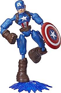 Marvel Avengers Bend and Flex Figura de Acción de 6 Pulgada