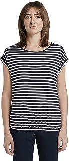 TOM TAILOR dames t-shirt Loose Shirt
