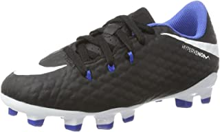 Jr. Hypervenom Phelon 3 Little/Big Kids' Firm-Ground Soccer Cleat