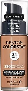 Revlon ColorStay Liquid Makeup for Combination/Oily, Natural Tan