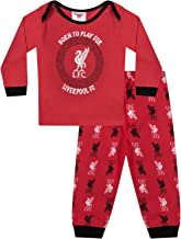 Liverpool FC Official Soccer Gift Boys Kids Baby Pajamas