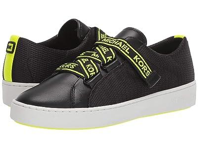 MICHAEL Michael Kors Casey Sneaker (Neon Yellow) Women
