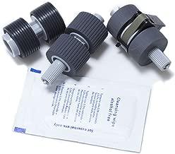 SLON Scanner Pick Brake Roller Set For Fujistu FI-6670 Fi-6770 6770A 5650C FI-5650C FI-5750C 5750 PART NO :PA03338-K011 PA03576-K010