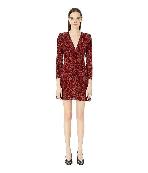 The Kooples Leopard Print Dress