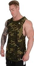 YoungLA Long Tank Tops Men Muscle Shirt Gym Training 306