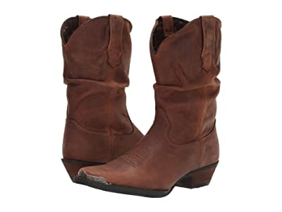 Durango 11 Crush Slouch (Heirloom Brown) Women