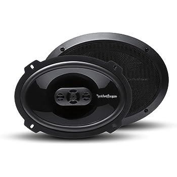 "Rockford Fosgate P1694 Punch 6""x9"" 4-Way Full Range Speaker (Pair)"
