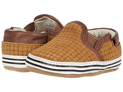 Robeez Daniel First Kicks (Infant) (Camel) Boys Shoes