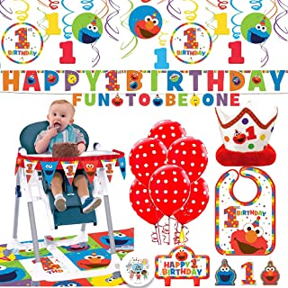 Best elmo first birthday party supplies Reviews