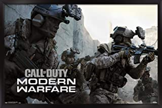 Trends International Call of Duty: Modern Warfare - Campaign Wall Poster, 22.375