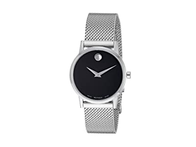 Movado Museum Classic 0607220 (Silver) Watches
