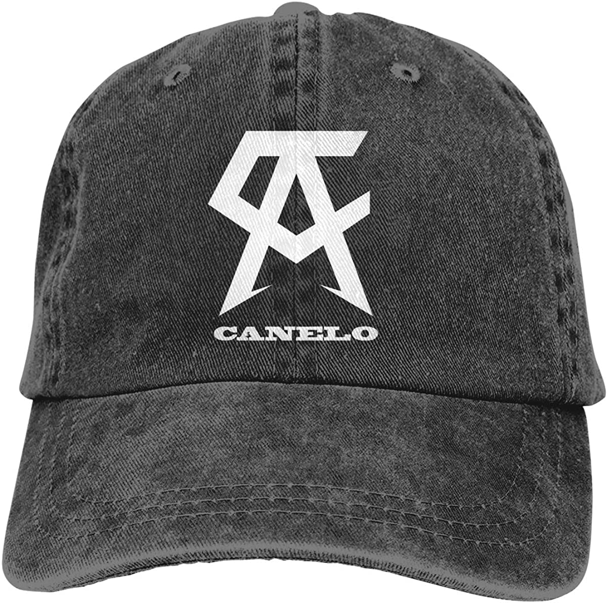 KshsDigu Canelo Alvarez Men Women Unisex Denim Hat Vintage A Great interest Cap Milwaukee Mall