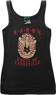 Emerson Lake and Palmer Inspired Karn Evil 9 ELP, Camiseta de Tirantes