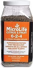 Organic Fertilizer Citrus & Fruit Professional Grade By MicroLife Granulated (6-2-4) 7LB