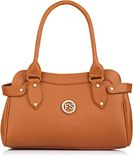 Fostelo Women's Style Handbag (Tan)