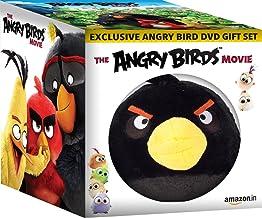 Angry Birds + Black Bird Plush