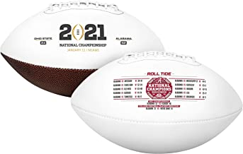 Rawlings 2020-2021 Official NCAA College Football National Champions Football