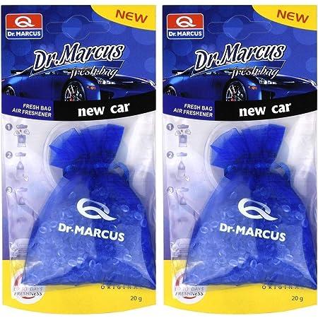 Sumex Suministros Exteriores Sa Dr Marcus Fresh Bag Air Freshener Bag Black Auto