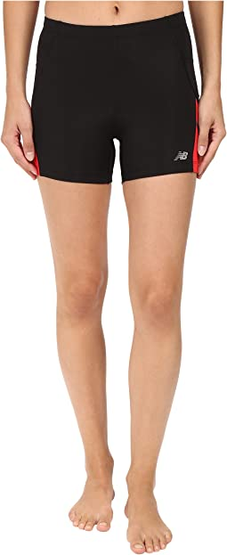 Accelerate Fitted Shorts