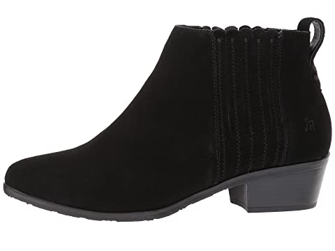 impermeable negro Suede Jack Suede Rogers Liddy twRq1AxIX