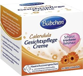 bubchen baby face cream