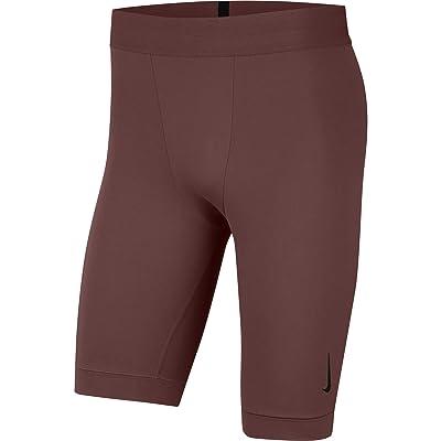 Nike Dry Shorts Yoga (Dark Pony/Black) Men