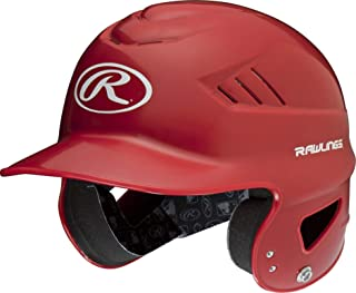 C Rabat Casque Avec Joue Protector Extension Rawlings Mach ext Baseball Casque