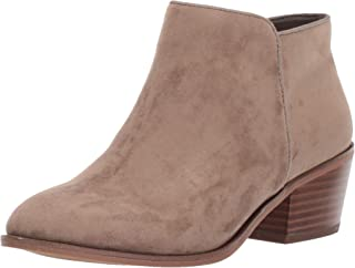 Women's Microsuede Ankle Boot
