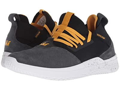 Supra Titanium (Dark Grey/Black/Golden/White) Men