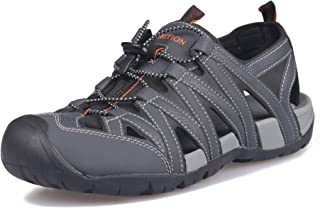 Best closed toe mens sandals Reviews