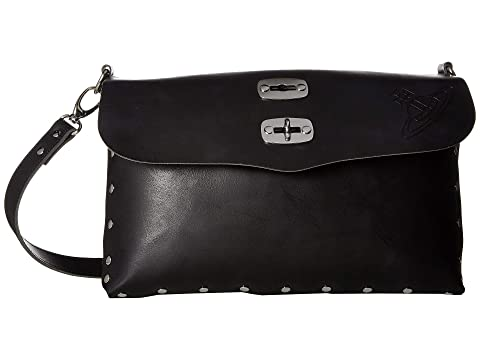 b20f236b93bd Vivienne Westwood Patrick Large Crossbody at Luxury.Zappos.com