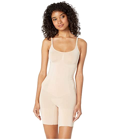 60dc06adaa4f8 Spanx OnCore Mid-Thigh Bodysuit at Zappos.com