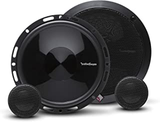 "Rockford Fosgate P165-SI Punch 6.5"" 2-Way Component Speaker System with Integrated Concealed Crossover (Pair)"