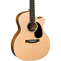 Martin GPCRSG Grand Performance Acoustic-Electric Guitar (Natural)