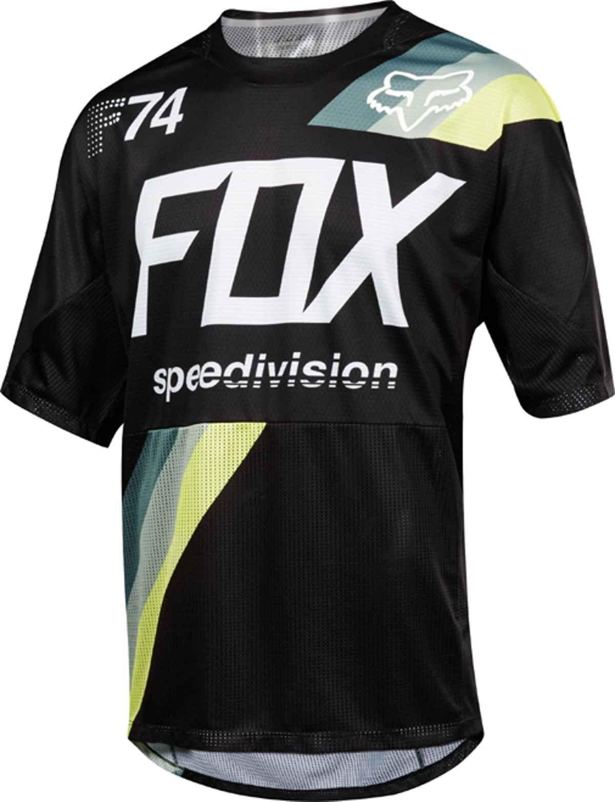 Fox Demo SS Drafter - Camiseta (Talla L), Color Negro: Amazon.es: Coche y moto