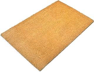 """Tosnail 23.5"""" x 15.75"""" Outdoor Doormat with Non Slip Backing, Coco Coir Outside Doormats Blank Door Mat for Front Door, En..."""