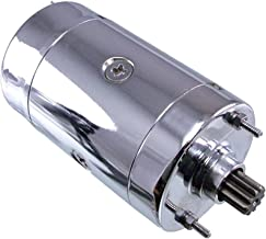 New Chrome Starter For Harley Davidson 31570-73, 31570-73B, 31570-73C, 31570-73T, Hitachi S108-41