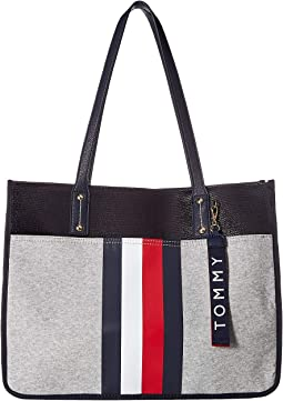 Raleigh Coated Fleece Tote