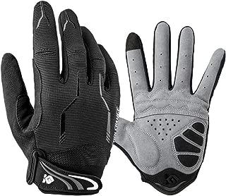 Cool Change Full Finger Bike Gloves Unisex Outdoor Touch...