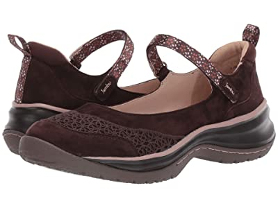 Jambu Cornflower (Brown) Women