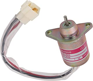 Fuel Shut Off Solenoid 1503ES-12S5SUC5S 119653-77950 For John Deere Kubota Yanmar 4TNV98L 12V