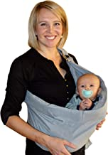 Baby Wrap Carrier Ring Sling: Extra Comfortable Slings and Wraps for Easy Wearing and..