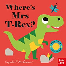 Where's Mrs T-Rex?