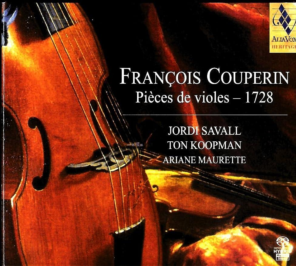 Couperin, F.: Pieces de Violes
