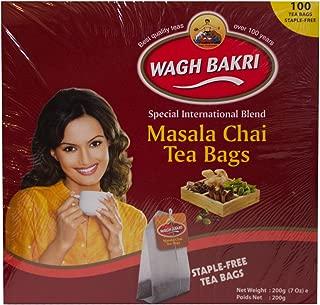 Wagh Bakri Masala Chai 100's (Pack of 3)