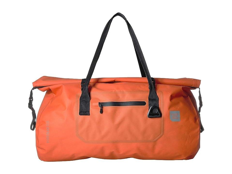 Herschel Supply Co. Coast Duffle (Vermillion Orange) Duffel Bags
