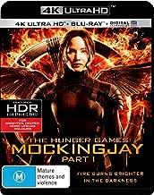 Hunger Games: Mockingjay Part 1 (4K Ultra HD + Blu-ray)
