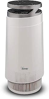 bimar PA98 Purificatore Aria WiFi con Filtro HEPA Alta Filtrazione a Carboni Attivi. Purificatore Aria Elimina Odori, Alle...