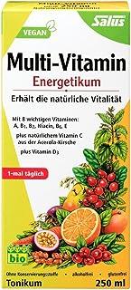 Salus Multi Vitamina Energético (Paquete familiar). 1er Pack (1 x 500 ml